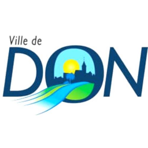 logo ville de don
