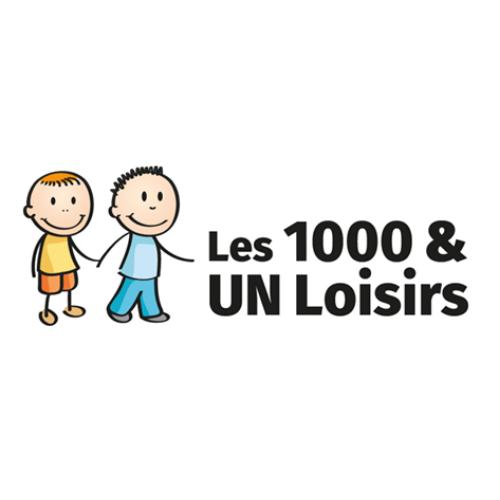 logo 1000 et un loisirs