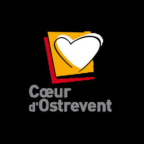 logo coeur d'ostrevent