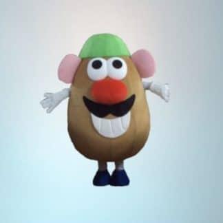 Mascotte Monsieur Patate