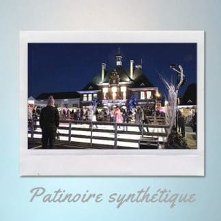 Patinoire synthétique