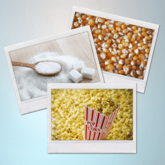 Consommables Popcorn