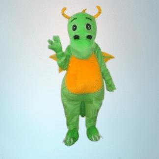 Mascotte Dragon