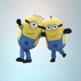 Mascotte Les Minions
