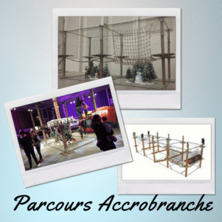 Parcours Accrobranche