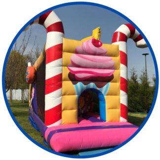 Jeux Gonflables Parcours Obstacles